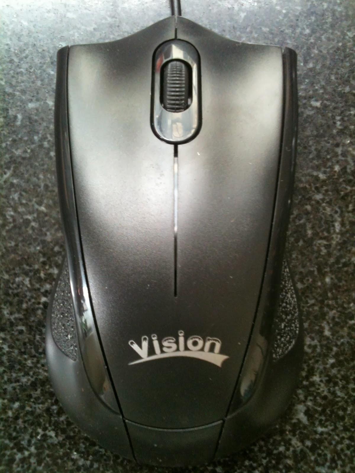 Chuột chuyên game Vision D2 giá rẻ Dukita Shop