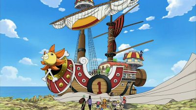 Real Life One Piece's Thousand Sunny Built