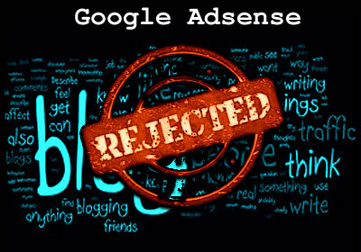 Adsense Not Approved