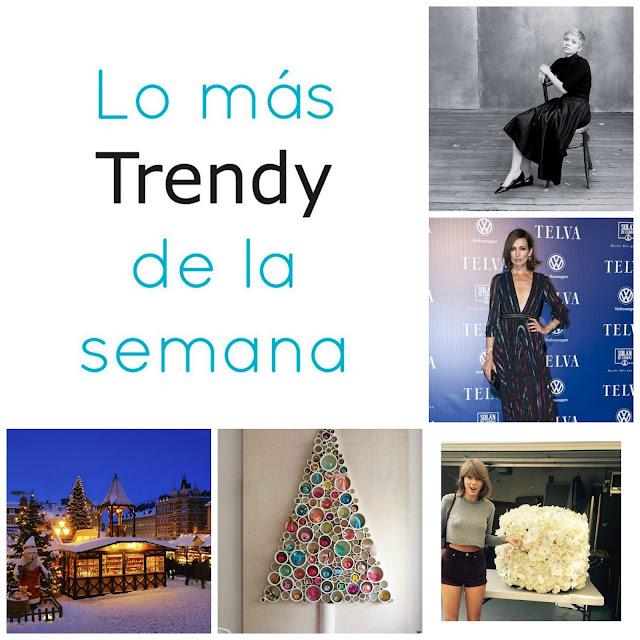 lo mas trendy de la semana planes recomendaciones estilo fin de semana Madrid