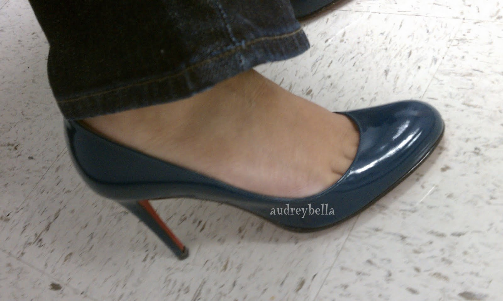 christian louboutin simple pumps 70mm
