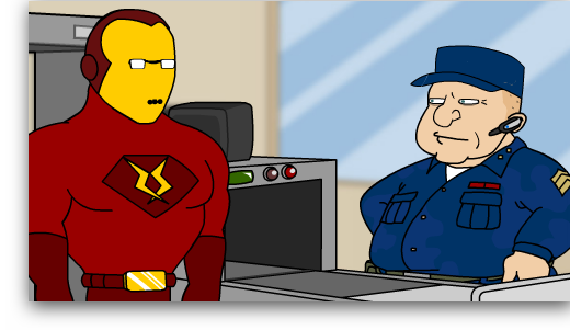 Animation and Video Blog: Ironman, Mt. Rushmore, GoAnimate Quick Apps