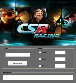 Download Free CSR Racing Hack