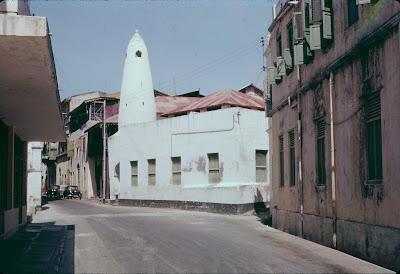 (Kenya) - Mombasa - Old Town