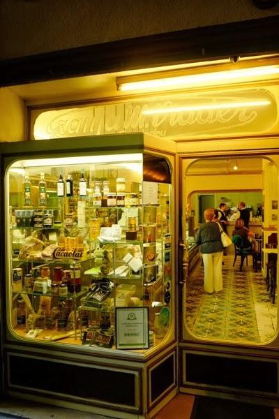 lugares con encanto granja m viader cacaolat barcelona