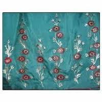 Saree Border Fabric Painting Design