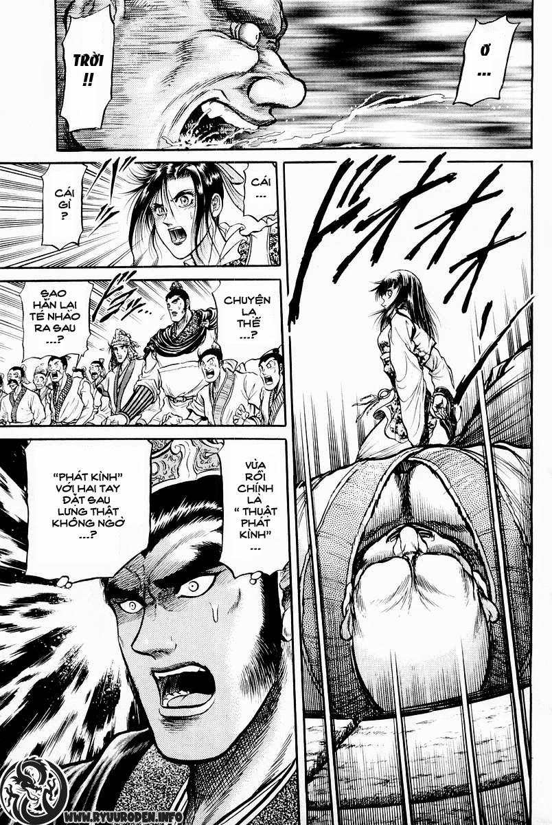 Chú Bé Rồng - Ryuuroden chap 30 - Trang 31