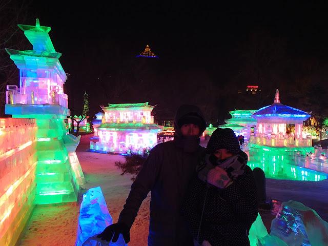 Brisa in Zhaolin Park