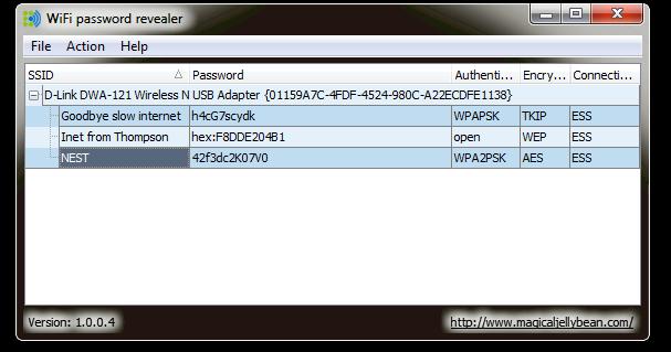 Wifi password cracker v346 exe