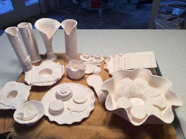 Willow Garden Club Vase Making Workshop We Did It Oct 15