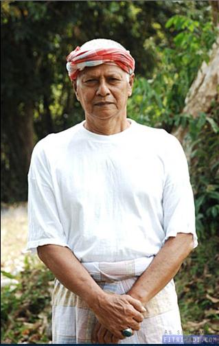 takziah pelakon kuswadinata meninggal dunia 2
