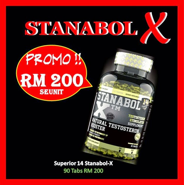 Stanabol-X, Stanabol X, Stanabol X Malaysia, Stanabol-X Malaysia, Natural Testosterone Booster, Superior 14, Natural Testosterone