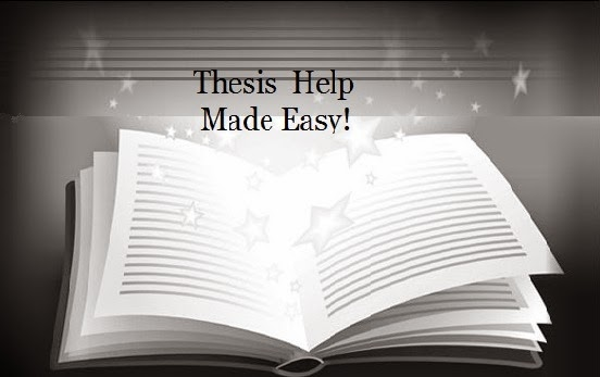thesis writing guide