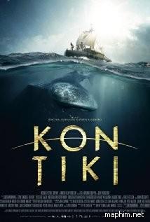 Hải Trình Kon-Tiki Kon-Tiki (2012)