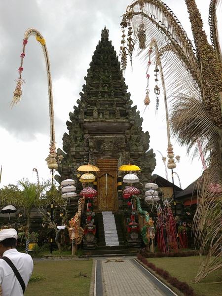 Pura Ulun Danu Batur, ceremony in Ulun Danu Batur Temple
