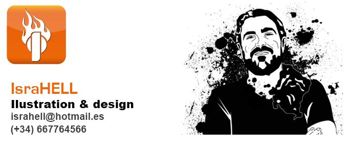 IsraHELL Ilustración & Diseño