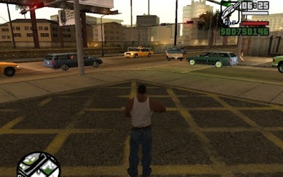 GTA San Andreas Gameplay for PC windows