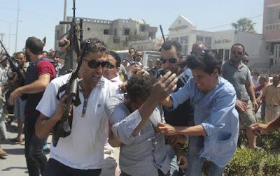 Gli attacchi terroristici in Tunisia, Kuwait, Somalia e la Francia; ferito un cittadino ucraino