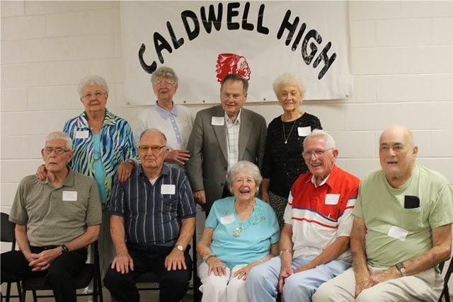 1940s Classes - in 2014 Reunion