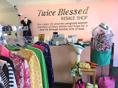 Twice Blessed store interior