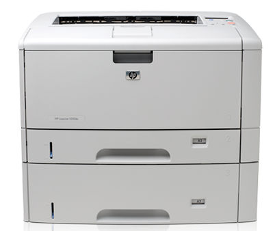 HP LaserJet 5200dtn (Q7546A) Driver Download