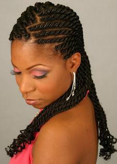 Black Hairstyles 2013