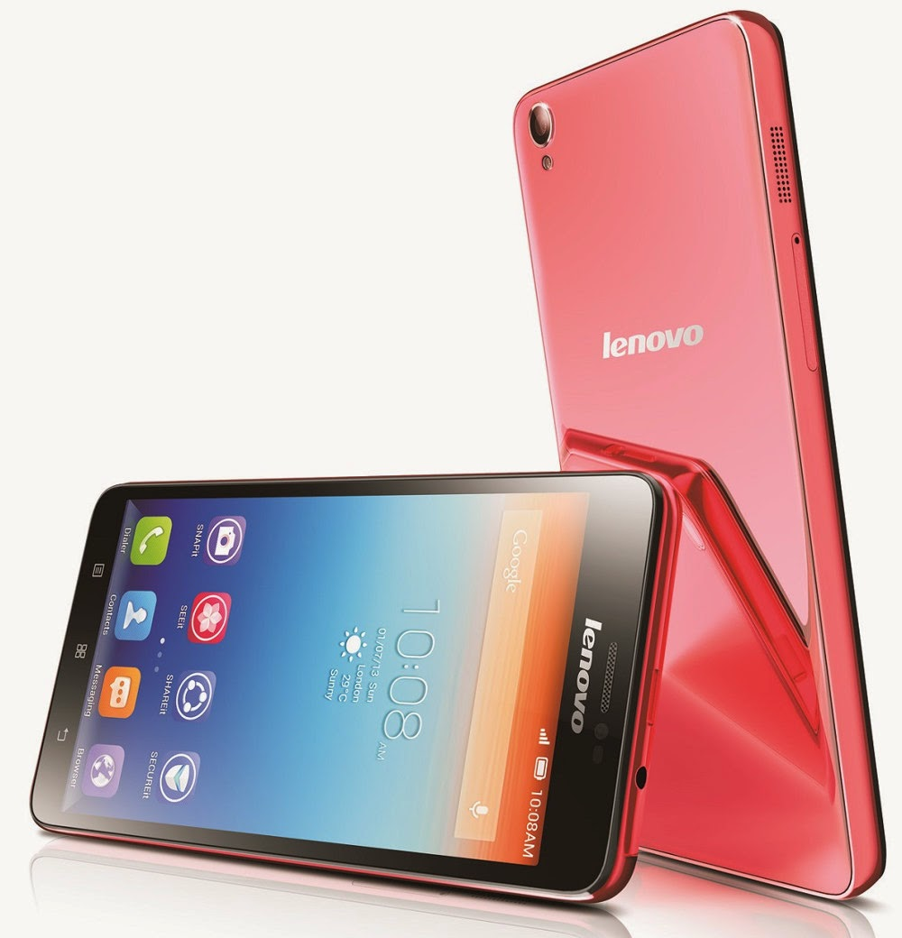 Lenovo S850 Smartphone Android Murah 5 inch Rp 1 Jutaan