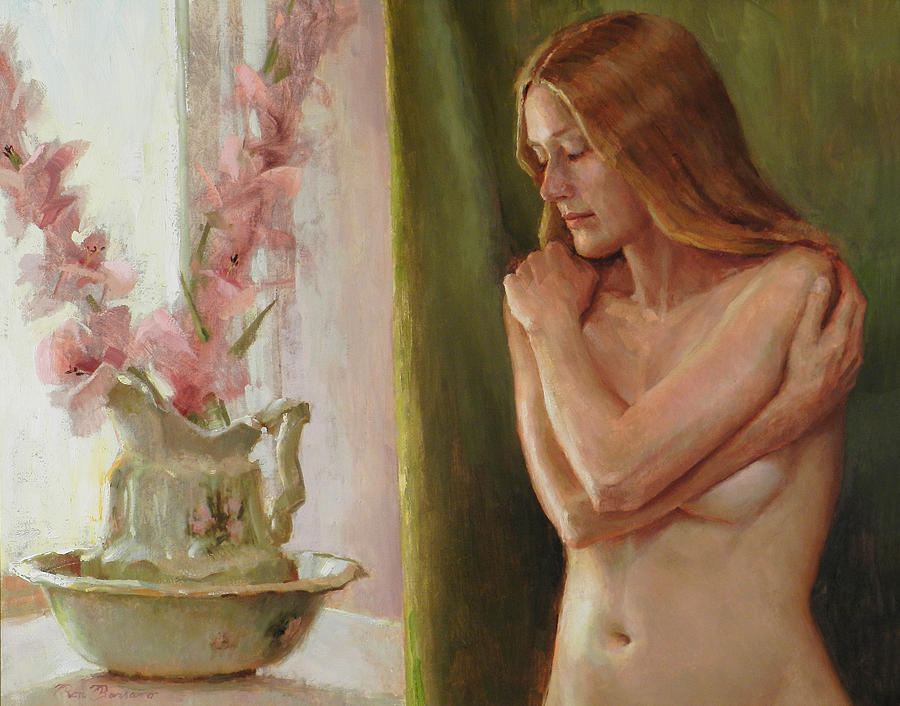 Ron Barsano - American Figurative painter