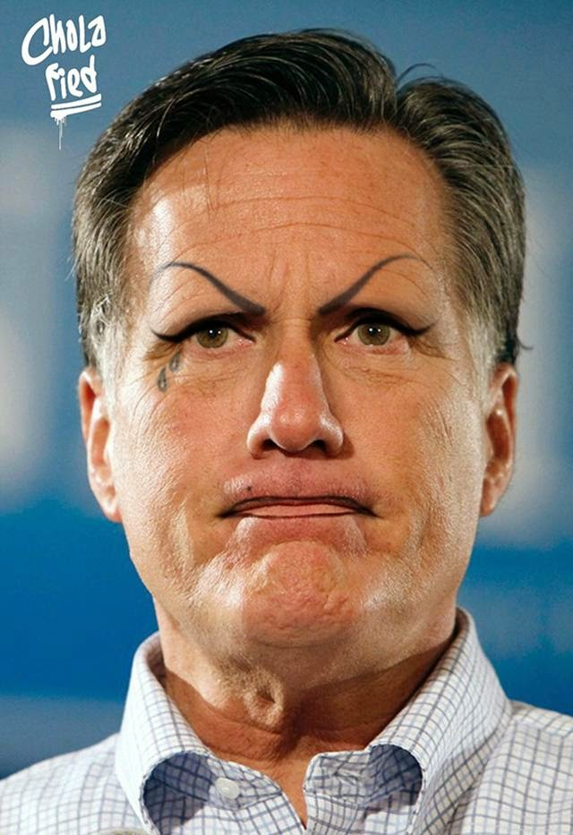 Chola Romney aka 47%