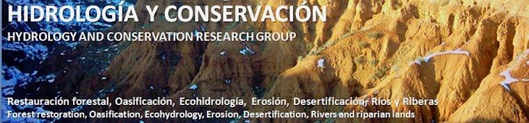 Hidrología y Conservación