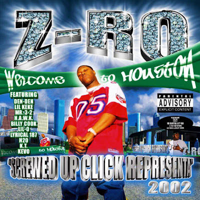 Z-Ro – Screwed Up Click Representa (CD) (2002) (FLAC + 320 kbps)