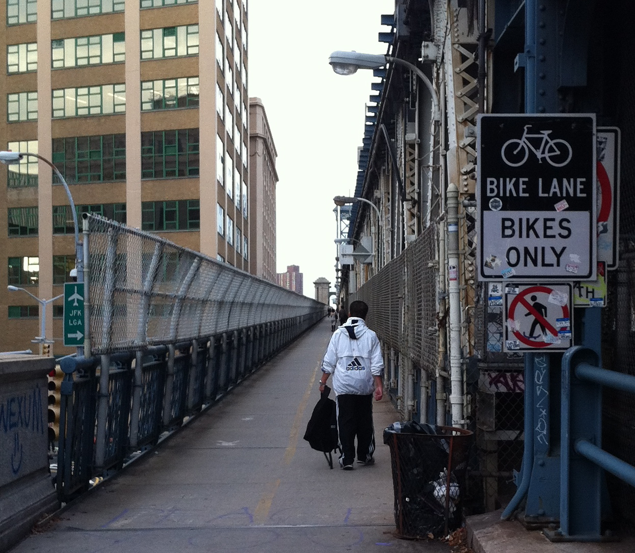 Bike snob nyc ooh that smell feast or forage for What does it mean when your sperm smells like fish