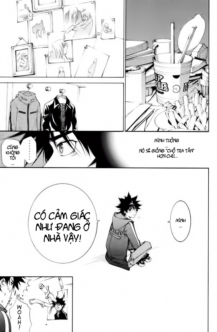 Air Gear Chap 092