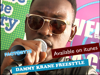 Factory78 Presents Dammy Krane - Freestyle