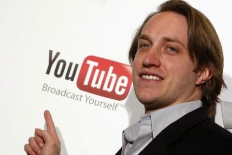 Tokoh Pendiri Youtube