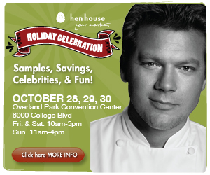 WhatYoureMissingKC.blogspot.com : Giveaway ~ Hen House Holiday Celebration Tickets