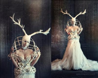 Haute couture baroque amato lekpa
