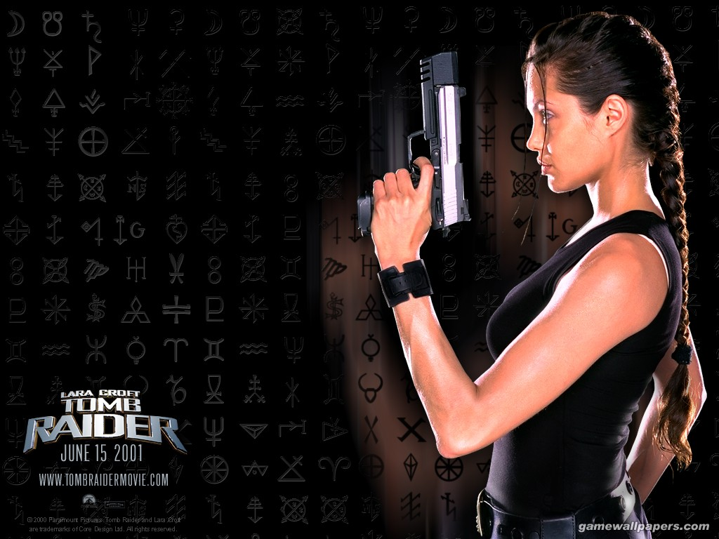 Tomb Raider HD & Widescreen Wallpaper 0.7741715209429