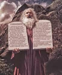 Anima e dintorni 10 comandamenti - Tavole dei dieci comandamenti ...