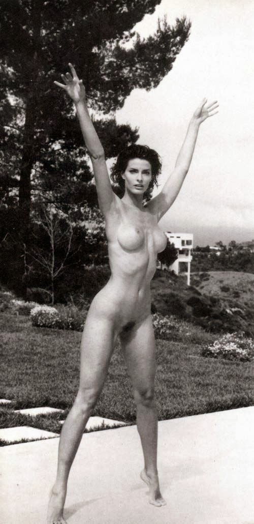 Joan severence sexy naked body