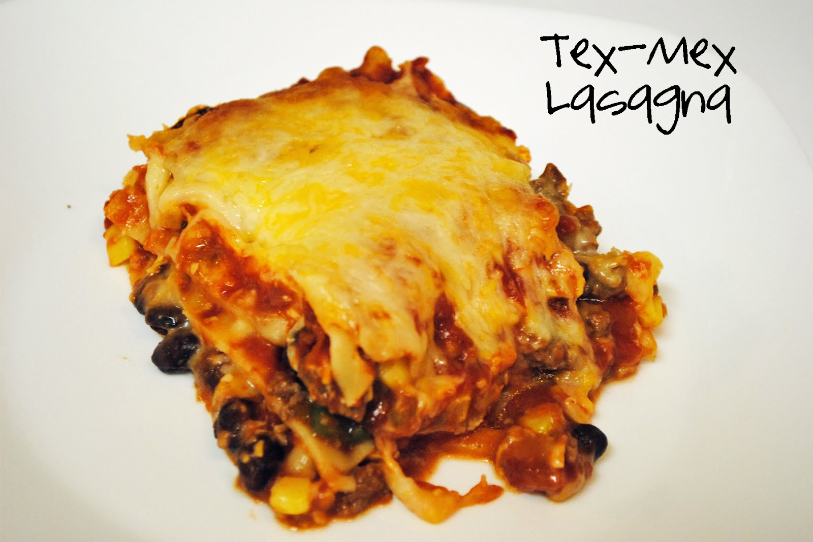Tex-Mex Lasagna Recipes — Dishmaps