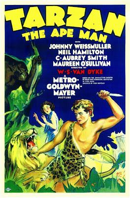 Tarzan, o Filho das Selvas Dublado