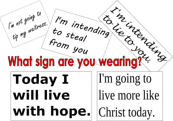 What signs are you wearing today?