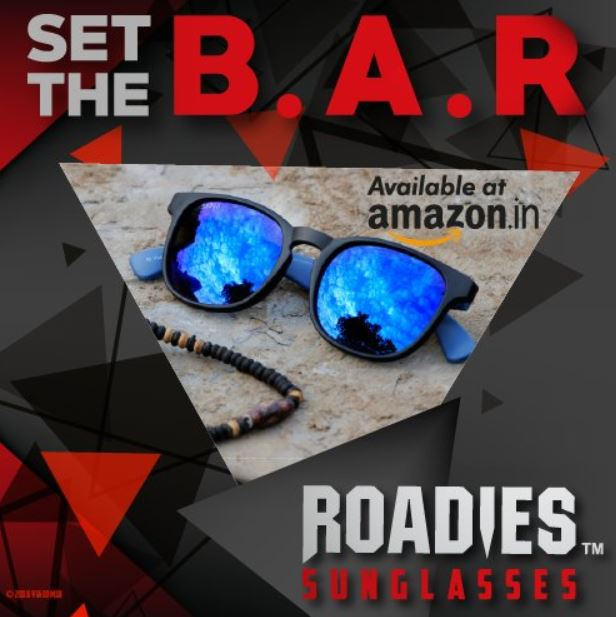 MTV Roadies Sunglasses