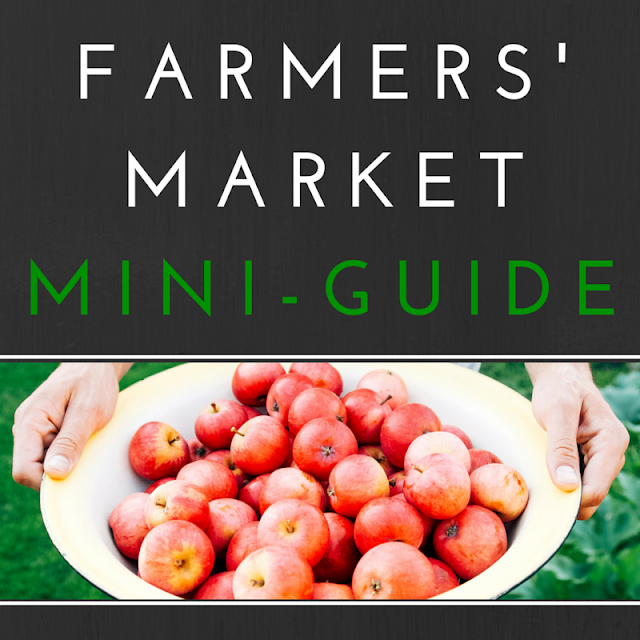 Let this mini-guide to shopping at farmers' markets help you make your experience your best! Why go, what to bring, questions to ask growers and more! (The Health-Minded.com) #health #shopping
