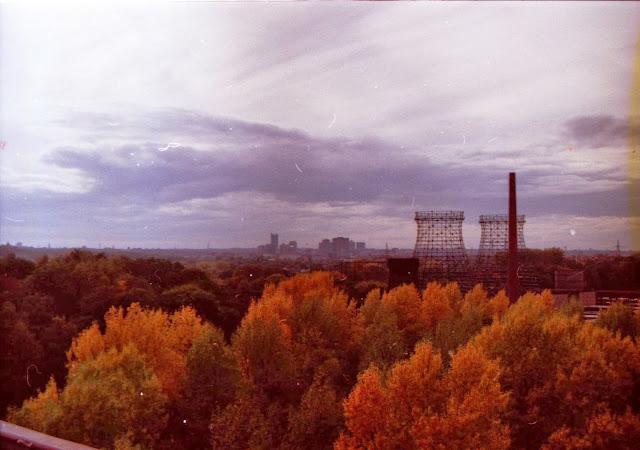 Fototour auf Kokerei Zollverein