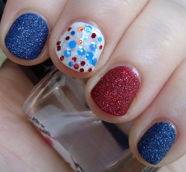 Independence Day Manicure