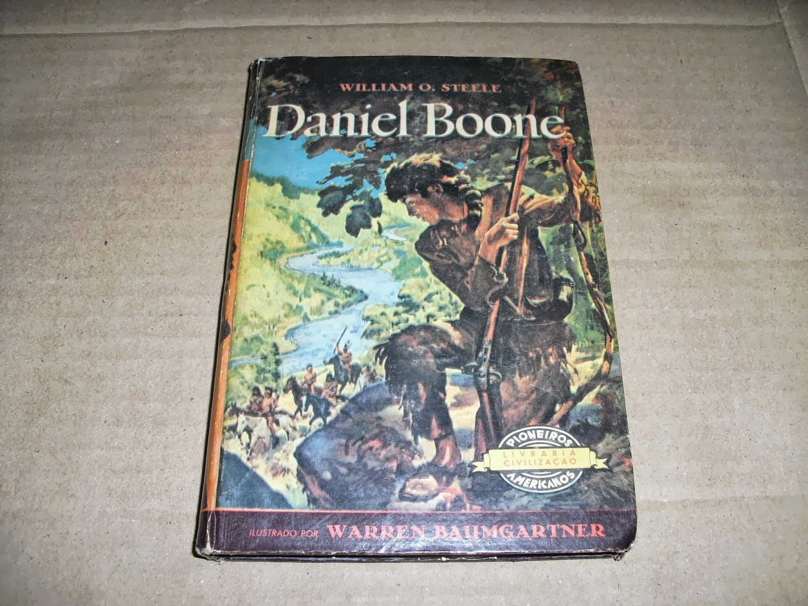 Daniel Boone - William O. Steele