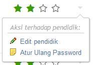 Ubah Password Padamu Negeri