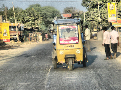 Auto Rickshaw in Gujarat